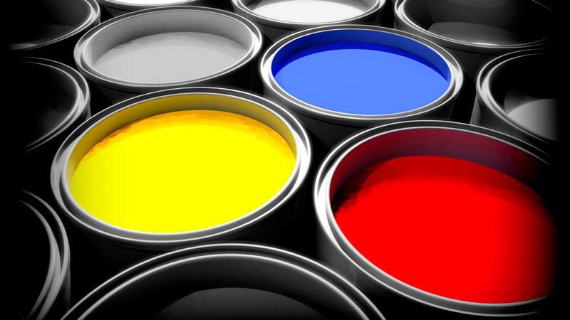 цвета и тонеры